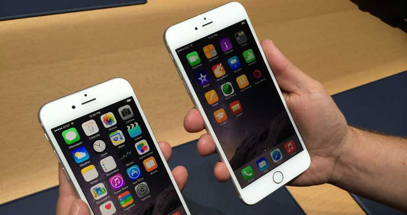 ¿Qué pasa si electrocutas un iPhone 6 Plus?