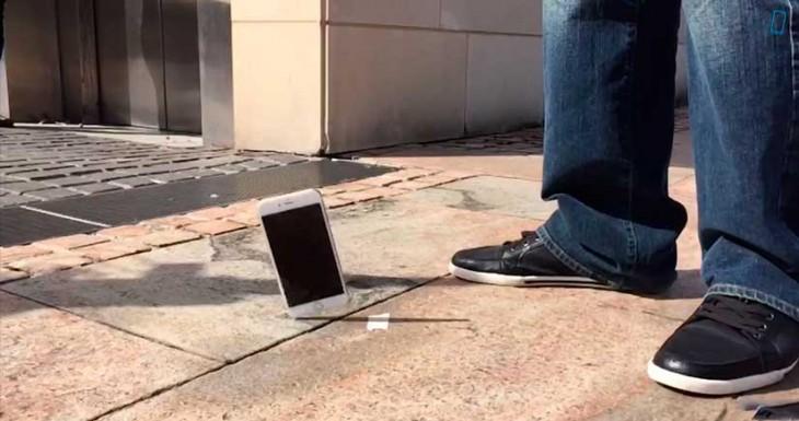 iPhone 6 y iPhone 6 Plus sometidos a pruebas de caídas  [Pobreticos….]