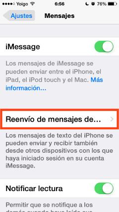 2reenvio mensajes