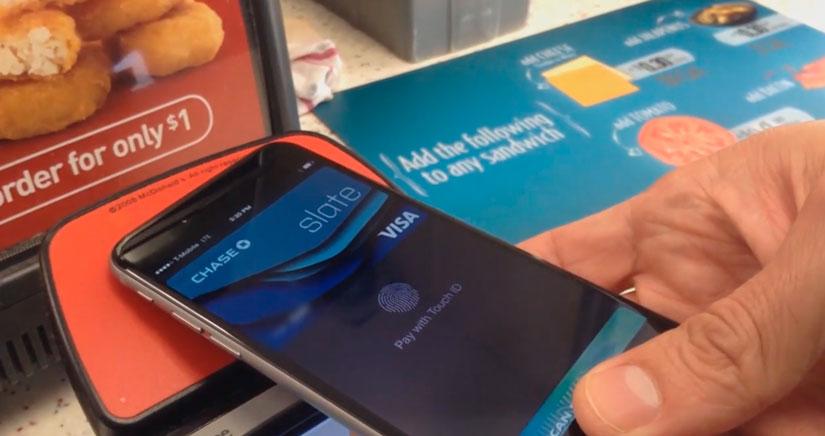 Cómo pagar con Apple Pay en cualquier lugar del mundo