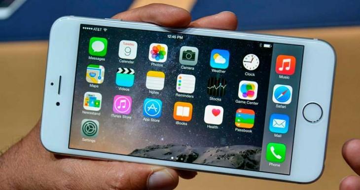 Esto es lo que tienes que hacer si al actualizar  iOS 8.1 tu iPhone 6 gasta mucha batería