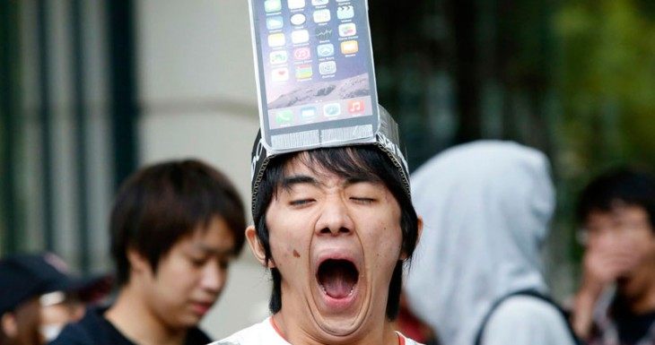 Los Chinos se van a quedar con todos los iPhone 6, ya han reservado 20 millones…