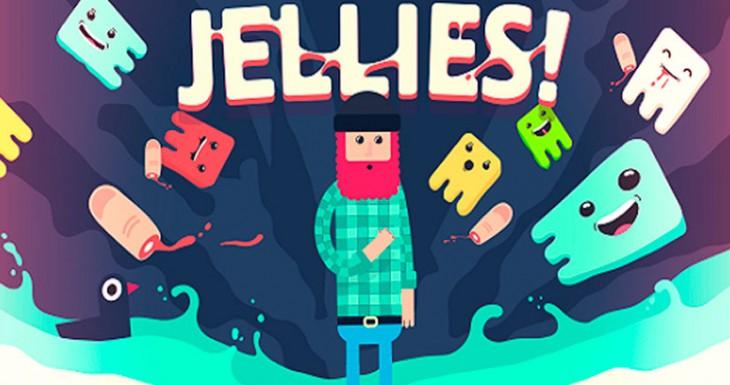 Jellies, un adictivo juego para iPhone Gratis durante una semana