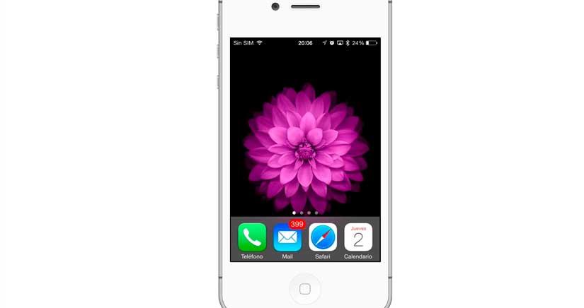 Cómo dejar la primera pantalla del SpringBoard del iPhone sin iconos [Abrakadabra 115]