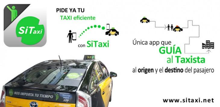 SiTaxi, la aplicación más completa para pedir un Taxi