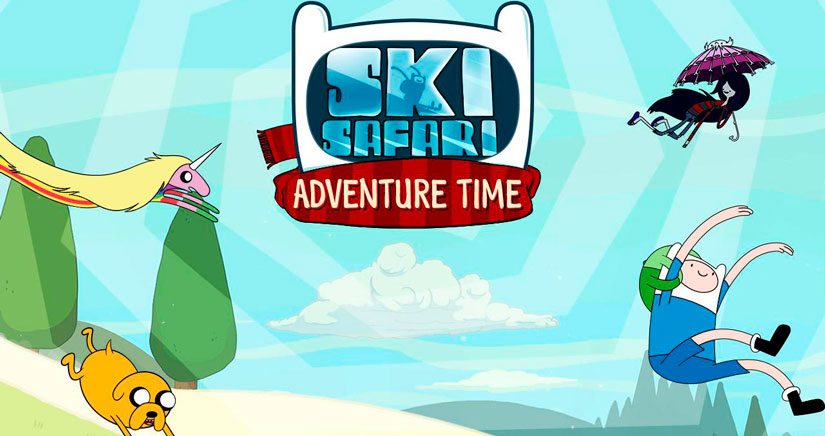 Cómo conseguir Gratis Ski Safari: Adventure Time
