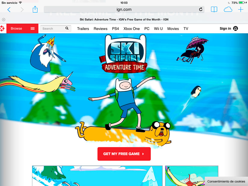 Ski-Safari-adventure-time-gratis