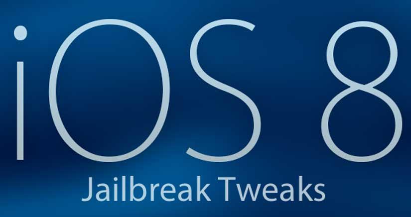 Estos Tweaks ya funcionan en iOS 8, y hay alguno muy bueno….