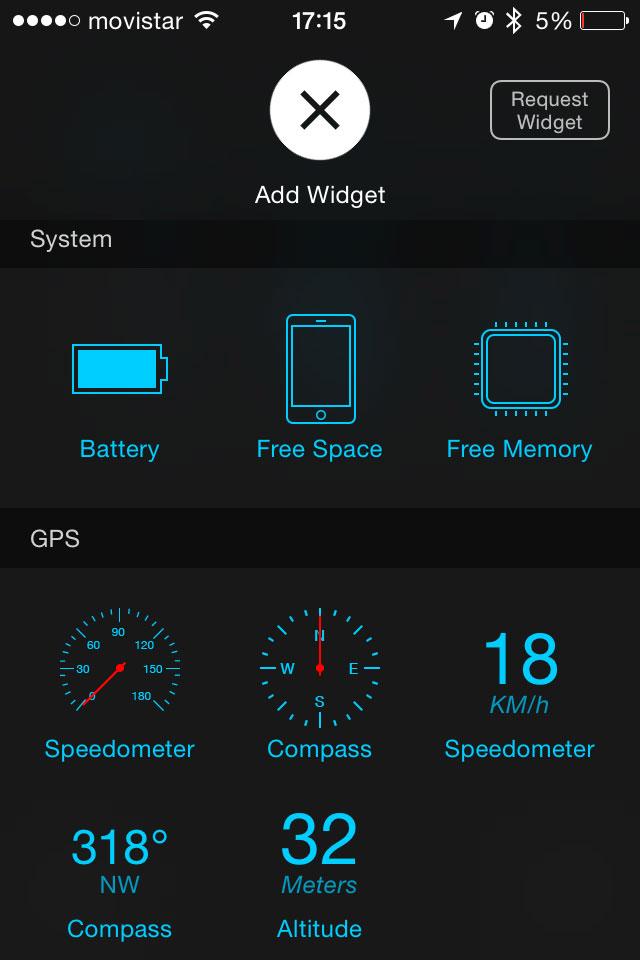 Widgets-en-iOS-8