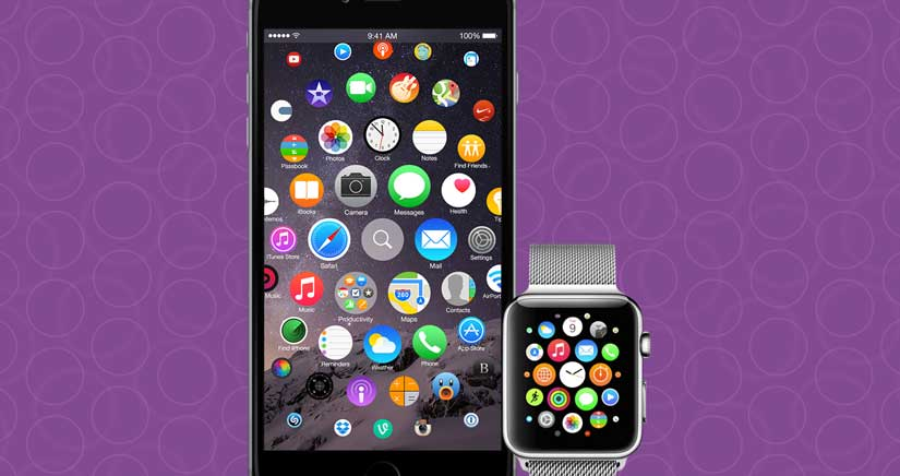 ¿Que pasaría si la interfaz de iOS 9 se inspirase en la del Apple Watch?, esto…