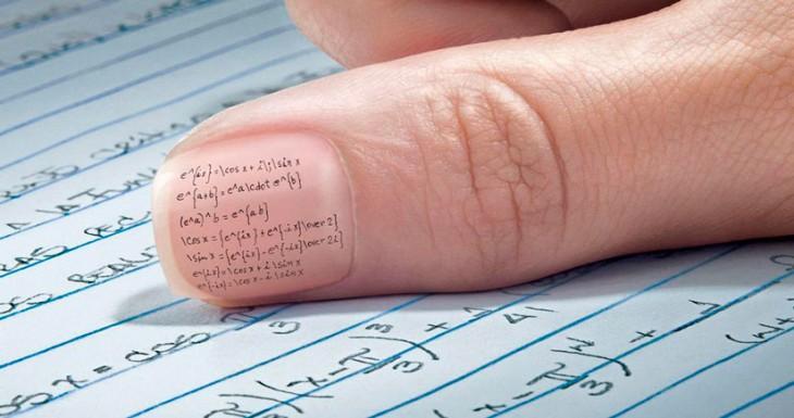 La pesadilla de todo profesor de matemáticas es esta aplicación