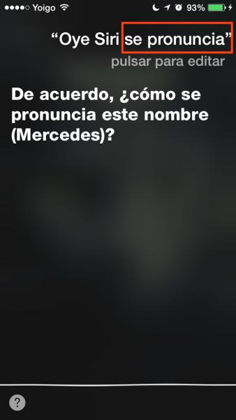 1se pronuncia