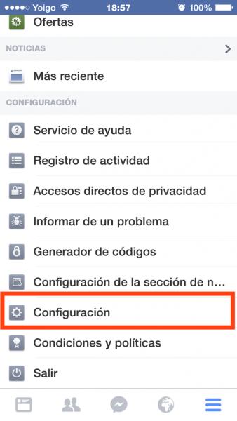 3clic configuracion