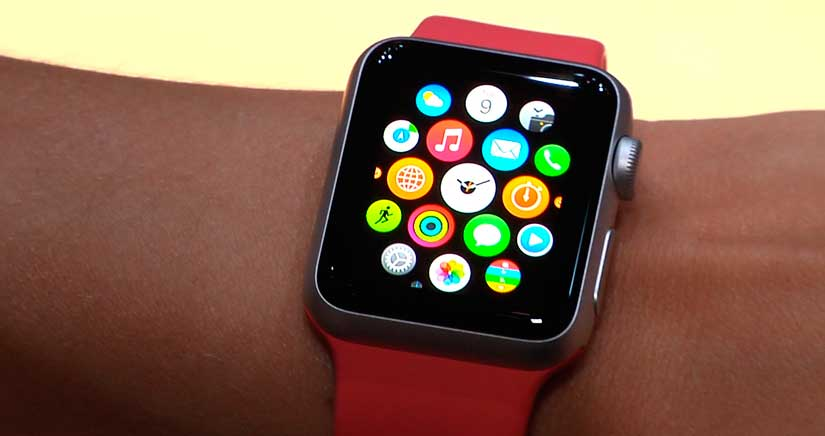 La vicepresidenta de Apple confirma el Apple Watch para primavera