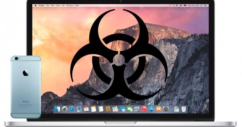 Cómo saber si tu iPhone está infectado por el virus WireLurker