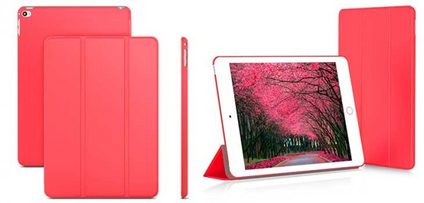 Funda barata para iPad Air 2 - JETech Slim Fit