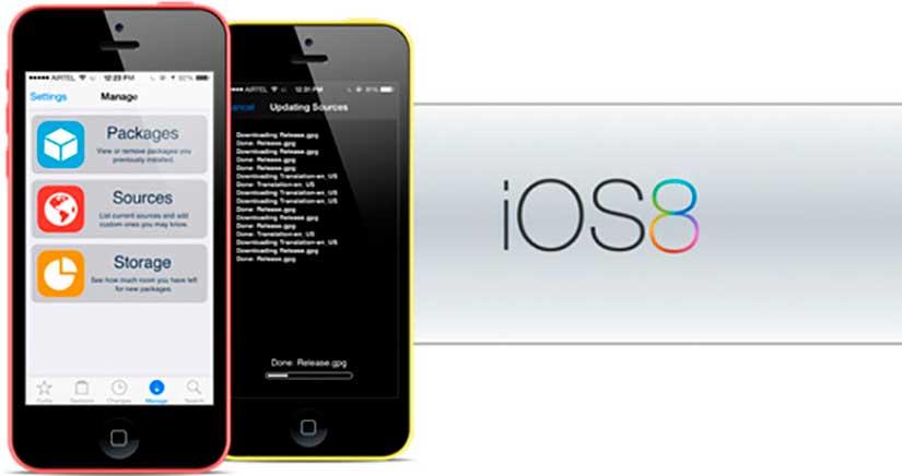 Cómo hacer JailBreak iOS 8.1 con Pangu 1.1.0 e instalar Cydia [Método fácil]