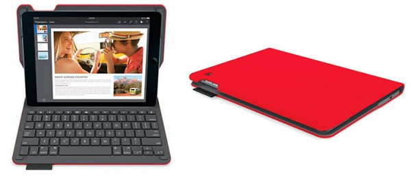 Funda con teclado para iPad Air 2 - Logitech Type+