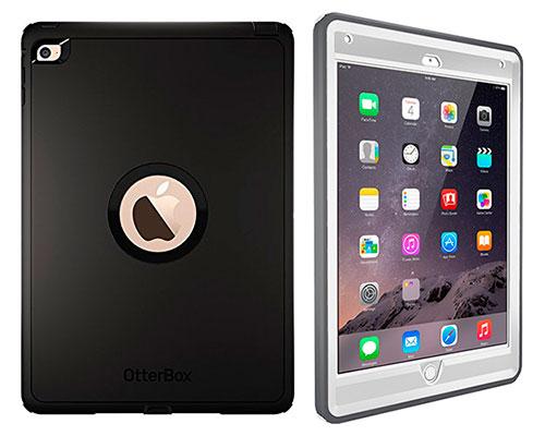 Funda de alta resistencia para iPad Air 2 - Otterbox Defender