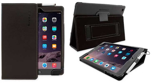 Funda de cuero para iPad Air 2 - Snugg
