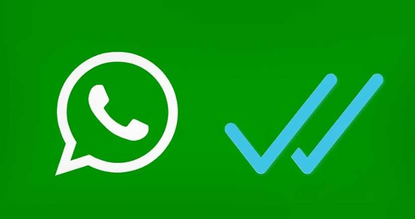 El doble Check azul de la muerte llega a WhatsApp, ya no podrás decir que no has leído un mensaje…