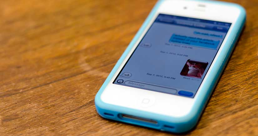 ¿Has perdido archivos de audio o vídeo de la app iMessage?