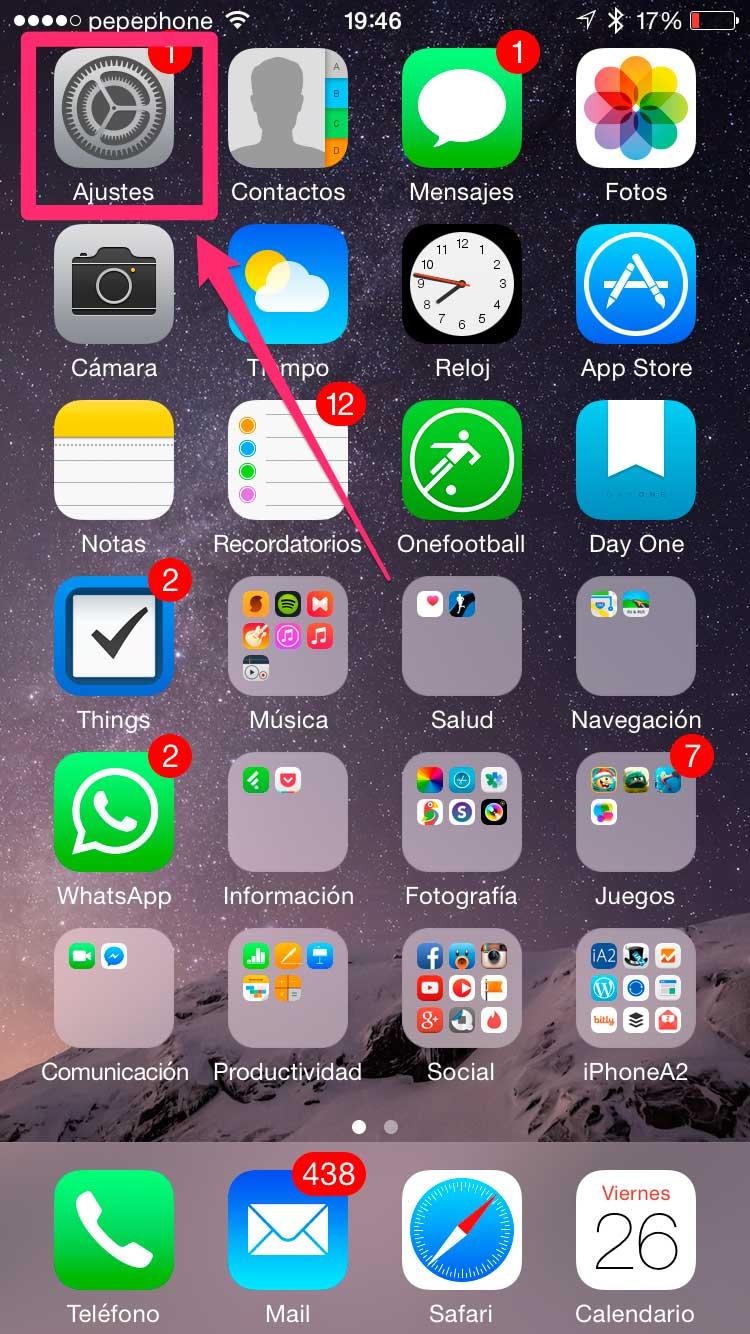 Ajustes-iPhone
