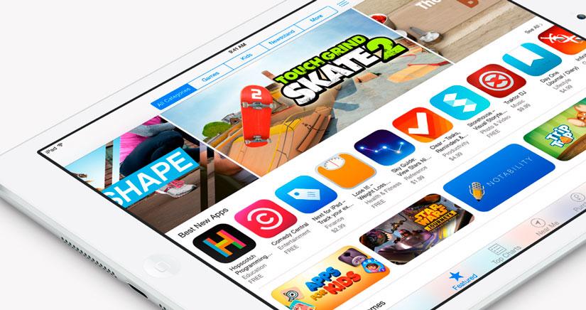 Estas son las aplicaciones más descargadas de 2014 en iPhone y iPad