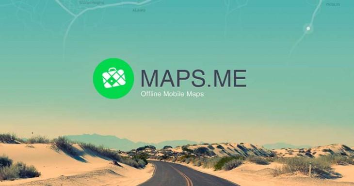 Todos los mapas del mundo en tu iPhone, Gratis y Offline [Aprovecha esto…]