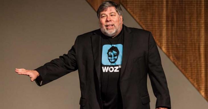 Wozniak nos hace una demostración de cómo abrir una puerta sin llaves…
