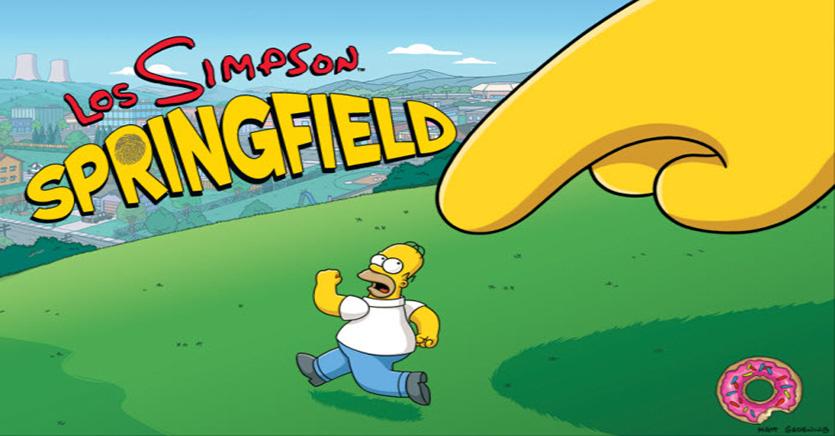 """""""Los Simpson: Springfield"""", un juegazo que te va a enganchar"""