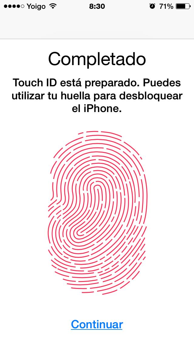 Como Poder Desbloquear El Iphone Se Con Las Uellas Dactilares