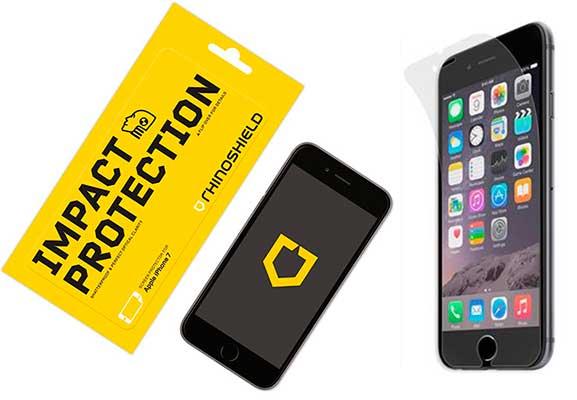 Cristal templado para iPhone 6, 6s, 6 Plus y 6s Plus con mejor relación calidad-precio | RhinoShield