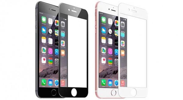 mejor protector de pantalla completa iphone 6s - SAVFY