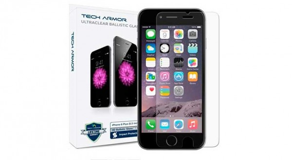 protector de pantalla iphone 6s tech armor