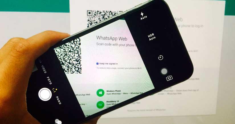 WhatsApp lanza un cliente web para todos menos para los usuarios iOS…