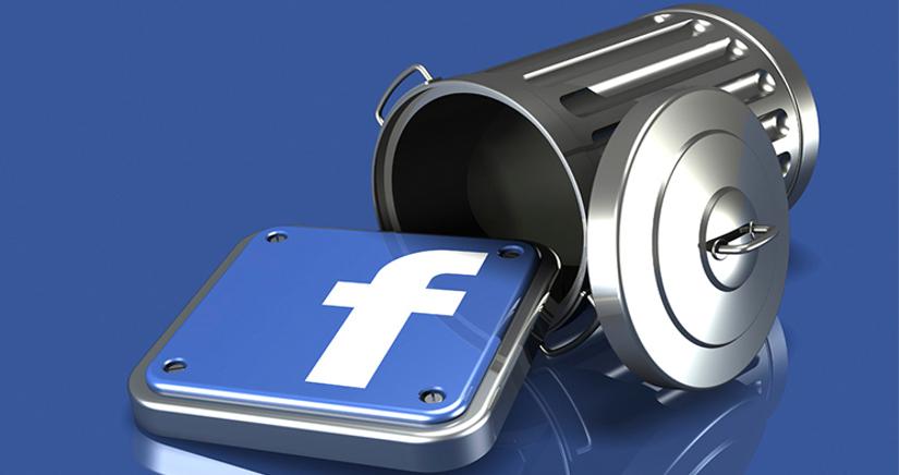Desactiva temporalmente tu cuenta de Facebook desde el iPhone