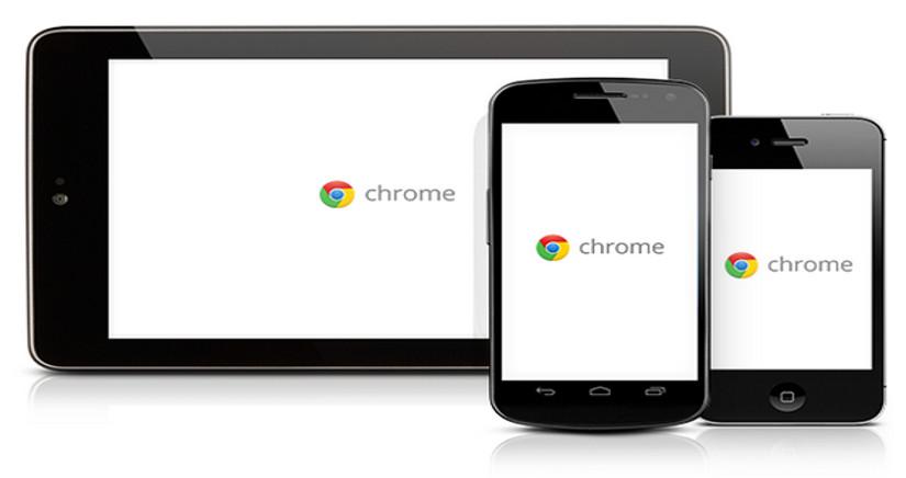 Elimina el historial de Google Chrome desde el iPhone