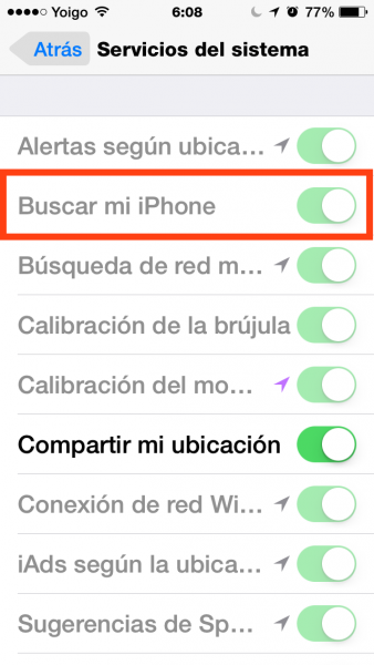 8buscar iphone