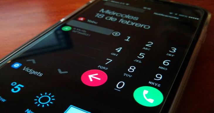 Yobu: Llama a tus contactos desde el Centro de Notificaciones con este widget