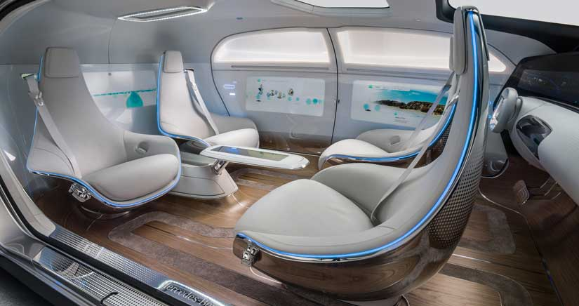 Así podría ser el coche de Apple [Impresionante vídeo…]