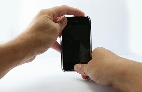 Reinicia tu iPhone sin tocar los botones de Inicio y Home