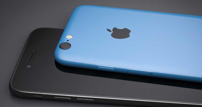 Así podría ser el iPhone 6C, mira estos estupendos renders…