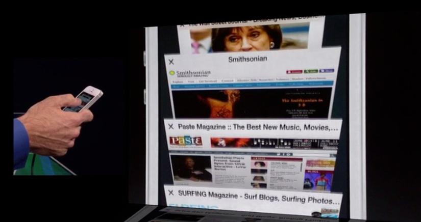 Vuelve a abrir en el iPhone pestañas cerradas en Safari