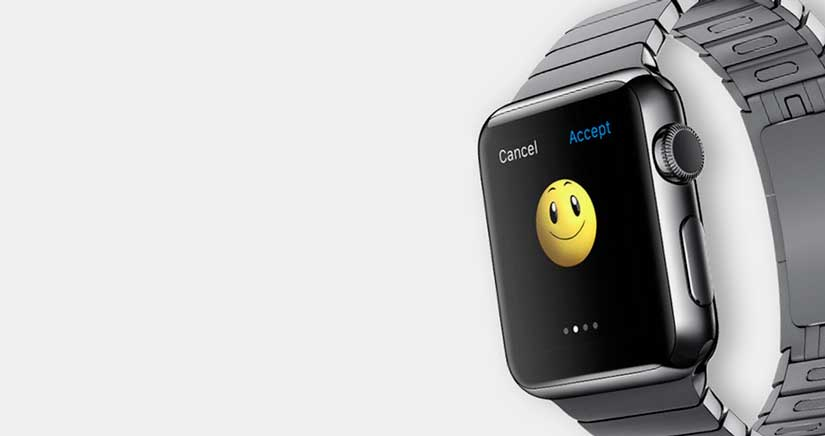 Así son los emojis animados del Apple Watch en movimiento