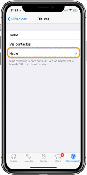 Ajustes-WhatsApp
