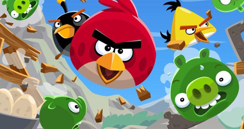 Los Angry Birds tienen serios problemas