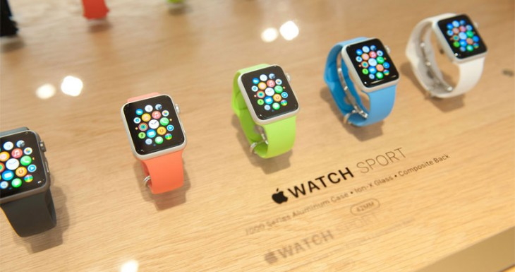 Así se preparan las Apple Stores para la llegada del Apple Watch