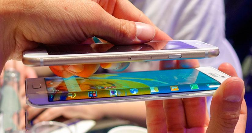iPhone 6 Plus Vs Galaxy S6 Edge, todos los datos en esta infografía