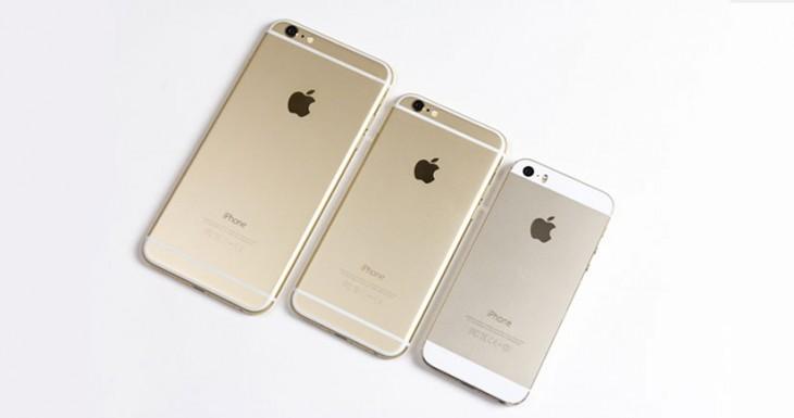 Apple lanzará tres nuevos modelos de iPhone durante 2015, incluyendo uno de 4 pulgadas